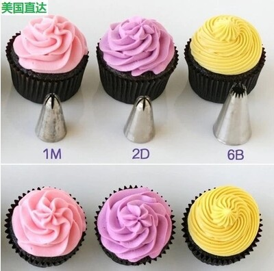 Wilton 2d Decorating Tip 6 Teeth Rose Dessert Decorators Tools Cup Cake Clic Decoration On Aliexpress Com Alibaba Group