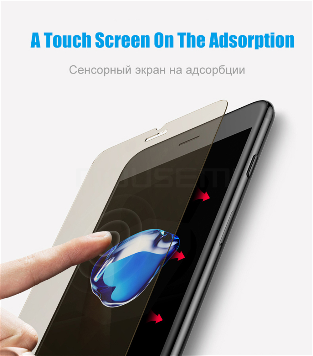 MOUSEMI Screen Protector For iPhone 6 6s Glass Tempered Scratch Proof 9H 2.5D For iPhone 6s 6 Plus Tempered Glass Protection (4)