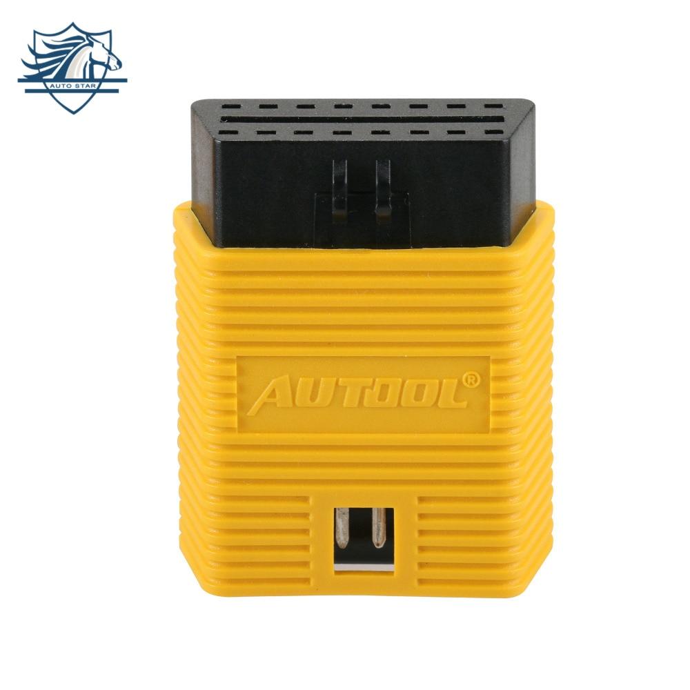 Autool OBDII 16Pin Main Test Cable for Autel AL419//AL519//AL439//AL539 Code Reader