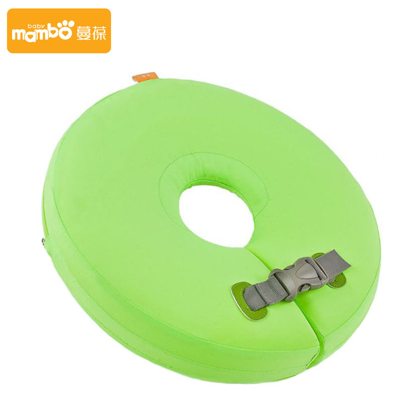 No need pump air More Safety Swimming Ring Free in...