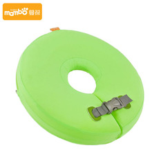 Swimtrainer No need pump air More Safety Swimming Ring Free inflatable collar Quality Baby Neck Swimming Ring 3-24months(China)