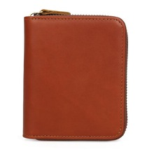 TIDING Women Genuine Real Leather Purse Credit Card Holder Fashion Wallet Coin Pocket Best Holiday Gift 4127(China)