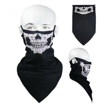 Halloween Mask Skull Skeleton Party Masks Motorcycle Headwear Hat Scarf Neck Sport Face Winter Ski Scary Mask New Year Gifts