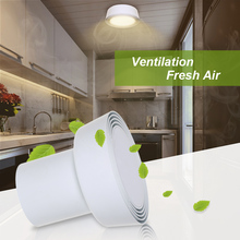 Novelty Ventilator Fan LED Ceiling Lamp  310LM Multifunctional Air vent&Light Eye Protect Silent Dry for Indoor & Home Office