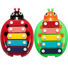 2017 New Baby Musical Toy Wisdom Development Educational Toy Musical Instrument Lowest Price 2 Colors Available(China)