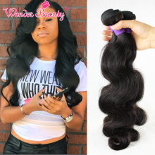 7 Days Returns Guarantee 8A Virgin Peruvian Hair Bouncy Body Wave 3pcs 12-26 Inch Queen Beauty Weave Products Human Hair Weave