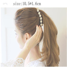 Lovely Pretty Plastic Barrettes Hairgrips Vertical Hair Crab Gripper Hair Claws Daisy Flower Clips Hair Accessories for Women
