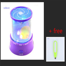 Romantic Solar Moon Space Night Light Kids Gifts Sleeping Room Decor LED Projector Lamp Buy One Get One Free