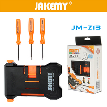 JAKEMY JM-Z13 4 in 1 Adjustable Fixed Screen Repair Holder with Screwdrivers for Repairing 4.5-5.5 Inch iPhone / Phone Screen