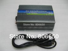 *500W 12V-110V micro grid tie inverter for solar home system MPPT  function Grid tie power inverter 500W, free shipping *