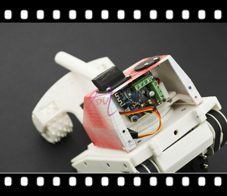 DFRobot Romeo BLE multi-function controller Mini/Micro Edition/Version V1.1, ATmega328P Bluetooth 4.0 TI CC2540 for Arduino UNO<br>