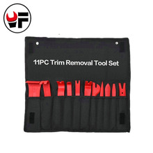 Buy YOFE 11pcs Professional Vehicle Car Door Dash Trim Tool Panel Molding Clip Retainer Removal Pry Tool Set Car Auto Tools Kit for $12.70 in AliExpress store