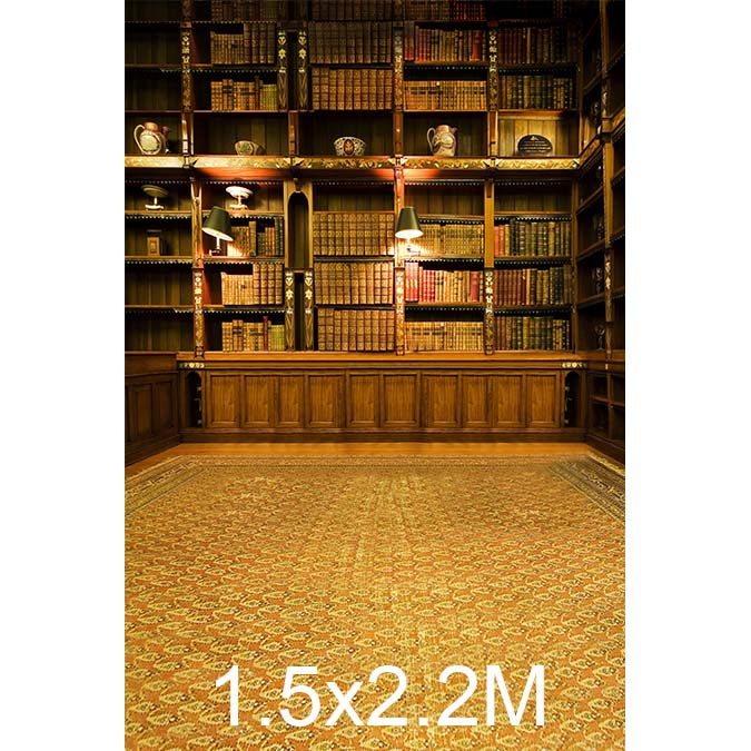 6x10FT Seamless Vinyl Photography Background Retro European Library Photographic Backdrops For Studio Photo Props Cloth EP1849<br><br>Aliexpress