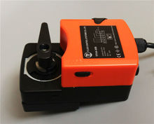 6Nm, AC/DC24V Actuator for proportional valve 0-10V/4-20mA modulating for flow regulation or on/off control