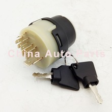 Ignition Switch With Keys FOR 701/45500 701/Y1372 for JCB Backhoe Loader 701-45500