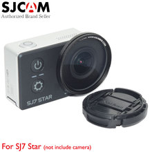 SJCAM SJ7 Star MC UV Lens Filter Plus Protection Cover Perfect for SJCAM SJ7 Star 4K WIFI Sports Action Camera(China)