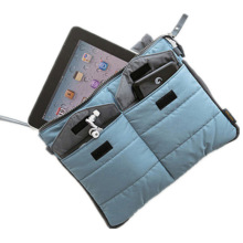 Mini Ipad Digital Organizer System Kit Case Storage Bag Digital Gadget Devices USB Cable Earphone Pen Travel Insert Portable