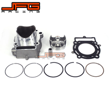 Motorcycle Engine Cylinder Kits With Piston And Piston Ring For NC250 250CC Xmotos KAYO T6 K6 J5 XZ250R RX3 ZS250GY-3 Dirt Bike(China)