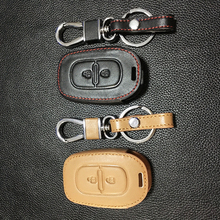 2 button key remote control, car cover leather keys for Renault dacia Duster 2016 2017, car key dust collector, car styling
