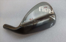 FUJISTAR GOLF Roma Ro RAY SX forged carbon steel golf wedge head have 48,50,52,54,56,58 deg loft choose(China)
