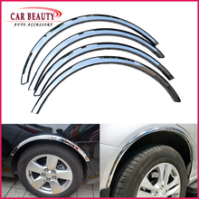 Silver Car Stickers Auto Chrome DIY Moulding Trim Strip Car Wheel Trims Bumper Grille Protector Decoration Stylish