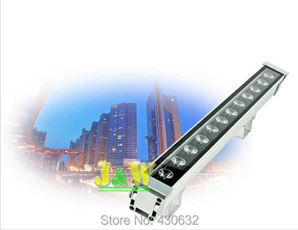 2pcs per lot, LED Wall Washer light 12W  IP65  outdoor lights led flood ligh with IR remote controller<br><br>Aliexpress
