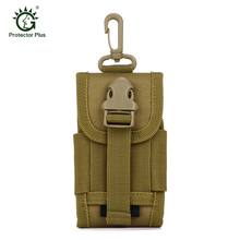 Molle Outdoors Mobile Phone Set Mini Waist Pack Tool Accessory Tactics Small Cigarette Packaging Wholesales Bag Durable