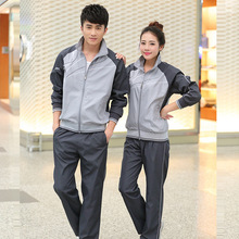 two-piece women/men's tracksuit casual jacket coat guard shirt big yards suits.s jacket plus size L-5xl