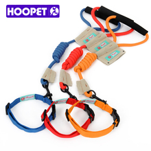 HOOEPT New Exclusive Custom Collar Suit Traction Out Traction Pet Supplies Essential Nylon 3 Colors