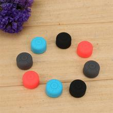 New 8pcs Mini Silicone Thumb Stick Caps Grips Cover Controller Colorful Thumbstick Caps for Nintendo Switch Joy-Con Controller