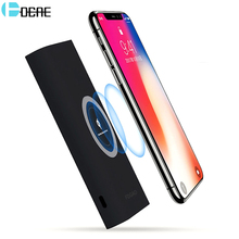 Buy DCAE Qi Wireless Charger iPhone X 8 Wireless Power Bank Fast Charge Charging Pad Samsung S8 S7 S6 Note 8 PowerBank for $16.36 in AliExpress store