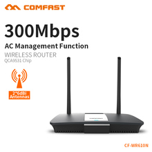 COMFAST Wireless business use 300mbps 2.4G router marketing router long range Wireless access point wifi router CF-WR610N(China)