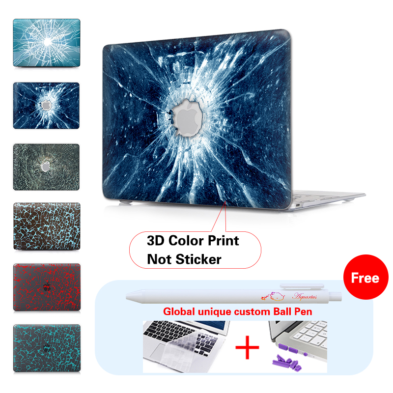 Shattered Windscreen Matte Case For Apple Macbook Pro 13 Case Air 11 Pro 15 Retina Case Laptop Bag For Macbook Air Pro Cover<br><br>Aliexpress
