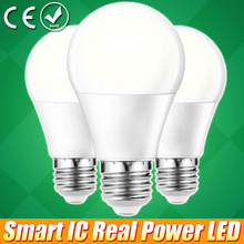 LED Lamp Light E27 LED Lampada Ampoule Bombillas 3W 5W 7W 9W 12W 15W E27 LED Bulb 220V 240V Cold/Warm White SMD2835 LED Lights