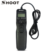 SHOOT RS-80N3 Camera Remote Timer Shutter Release For Canon EOS 10D 20D 30D 40D 50D 5D D60 D50 Mark Remoter for Canon Accessory(China)