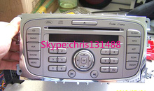 Brand new single disc cd radio CD1053 9M5T-18C939-JK with MP3 USB for ford car CD player
