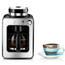 Free shipping Grinding automatic coffee machine grinder household Office dual-purpose flour Coffee machine