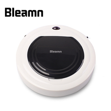 Bleamn Intelligent Vacuum Cleaner Robot For Home Ultra-Thin Wireless Dry Cleaning Scrub  Remote Control Robot  ASPIRADOR