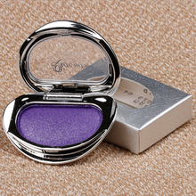 1pcs New Single Baked Eye Shadow Powder Makeup Palette in Shimmer Metallic Glitter Cream Eyeshadow Palette(China)