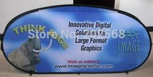 Horizontal Bean Pop Up A-Frame Banner with Printing - L size Free shipping to Australia and New Zealand(China)