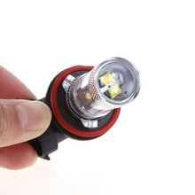H11 30W High Power Ultra Bright CREE LED Car Foglamp Fog Light 650LM White Event Glow Party Supplies
