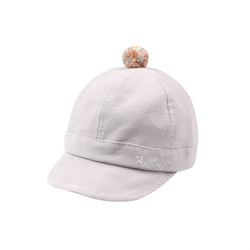 Casual Cotton Baby Caps Infant Toddler Baby Baseball Caps Fashion Boys Sun Caps Cute Girls Hat Autumn 6-24M Baby Boys Clothing (11)