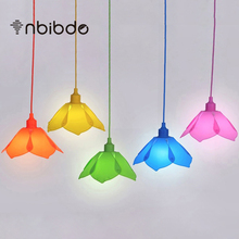 Modern pendant lights silicone pendant lamp e27 novelty hanging lamp 120-240v for dining room bedroom night light lamparas