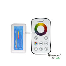 Mini Wireless Remote RGBW Controlle 2.4G RF for 24A 576w RGB/RGBW led strip light on bus luxurious liner and hotel