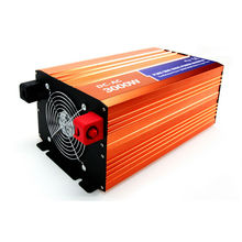 MAYLAR@ 24VDC,3000W Solar Pure Sine Wave Off-grid Inverter or wind grid tie inverter Output 90-240Vac,Two year Warranty(China)