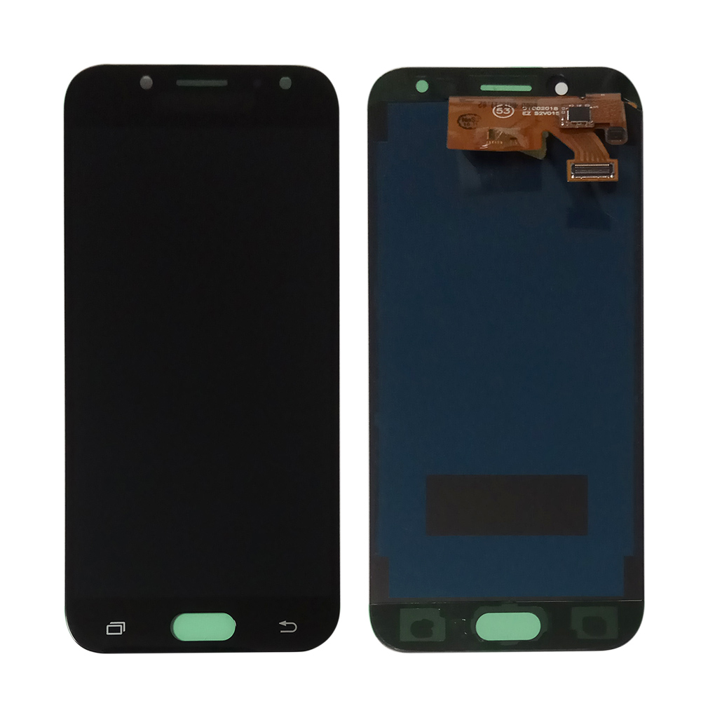 AMOLED LCD Replacement For Samsung Galaxy J5 2017 J530 J530F LCD Touch Screen Digitizer Assembly With Brightness Control Display (1)