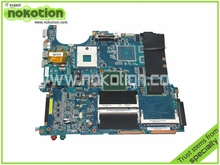 Laptop motherboard for Sony Vaio VGN-FS550 MBX-130 A1095426A 915GM Intel DDR2 Mother Board 100% Good Tested