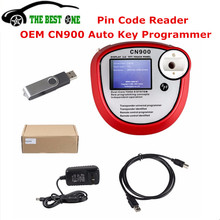 2017 OEM CN900 Auto Key Programmer V2.02.3.38 Chip CN 900 Key Transponder obd2 Diagnostic Tool Pin Code Calculator Free Ship