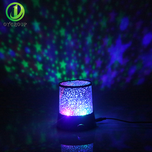 Hot Sale Colorful Sky Star Master Night Light Lovely Sky Starry Star Projector Novelty Gifts LED lights Lamp High Quality