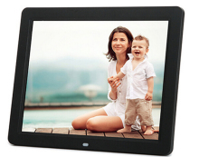 Digital Photo Frame 10inch HD TFT-LCD 1024*600 Digital Photo Frame Alarm Clock MP3 MP4 Movie Player(China)